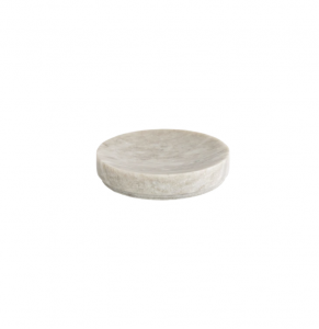 Rounded Marble Soap Dish