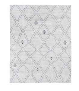 Zermatt Hand-Knotted Crosses Rug