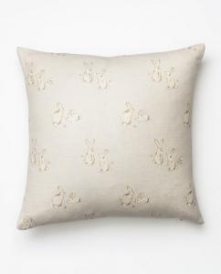 Bunnies Pillow Cover