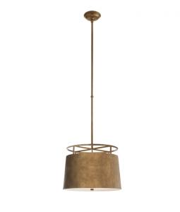 Bryden Medium Round Pendant