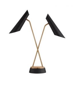 Franca Double Pivoting Task Lamp