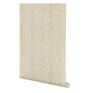 Demi Floral Stripe Wallpaper