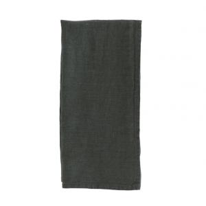 Basil Linen Hand Towel