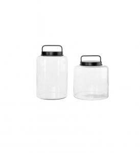 Strafford Glass Canister