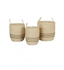 Dothan Basket (Set of 3)