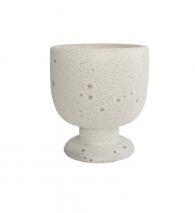 Porous Footed Pot