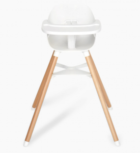 2-in-1 High Chair to Play Chair Full Kit