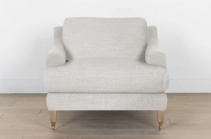 Lucille English Roll Arm Chair