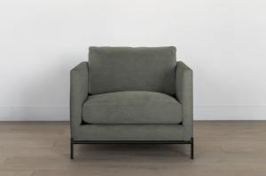 Morrison Metal Base Chair