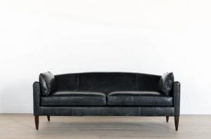 Warner Leather Sofa