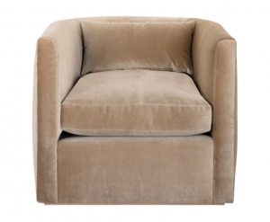 Reese Curved Chair