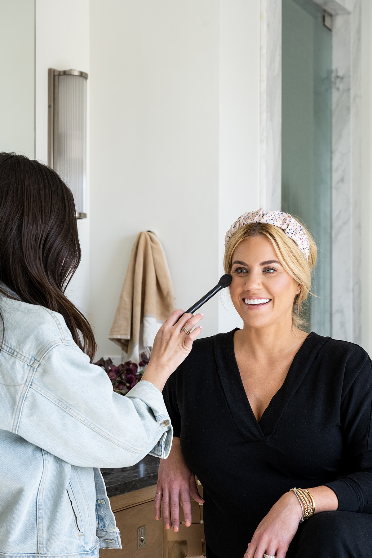 Shea's Makeup Routine