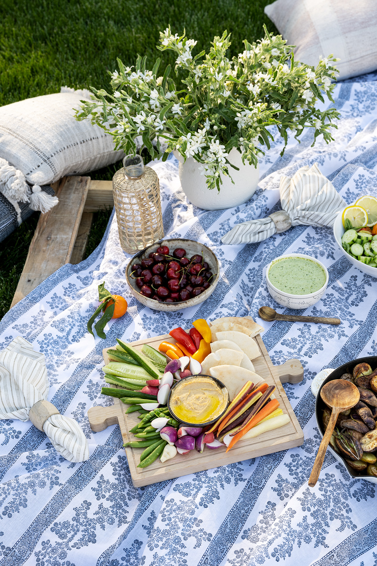 Our Guide to Creating the Perfect Summer Picnic
