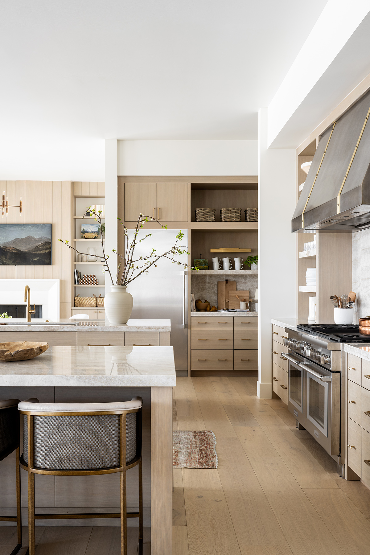 PC Contemporary Project: Our Favorite Finishes