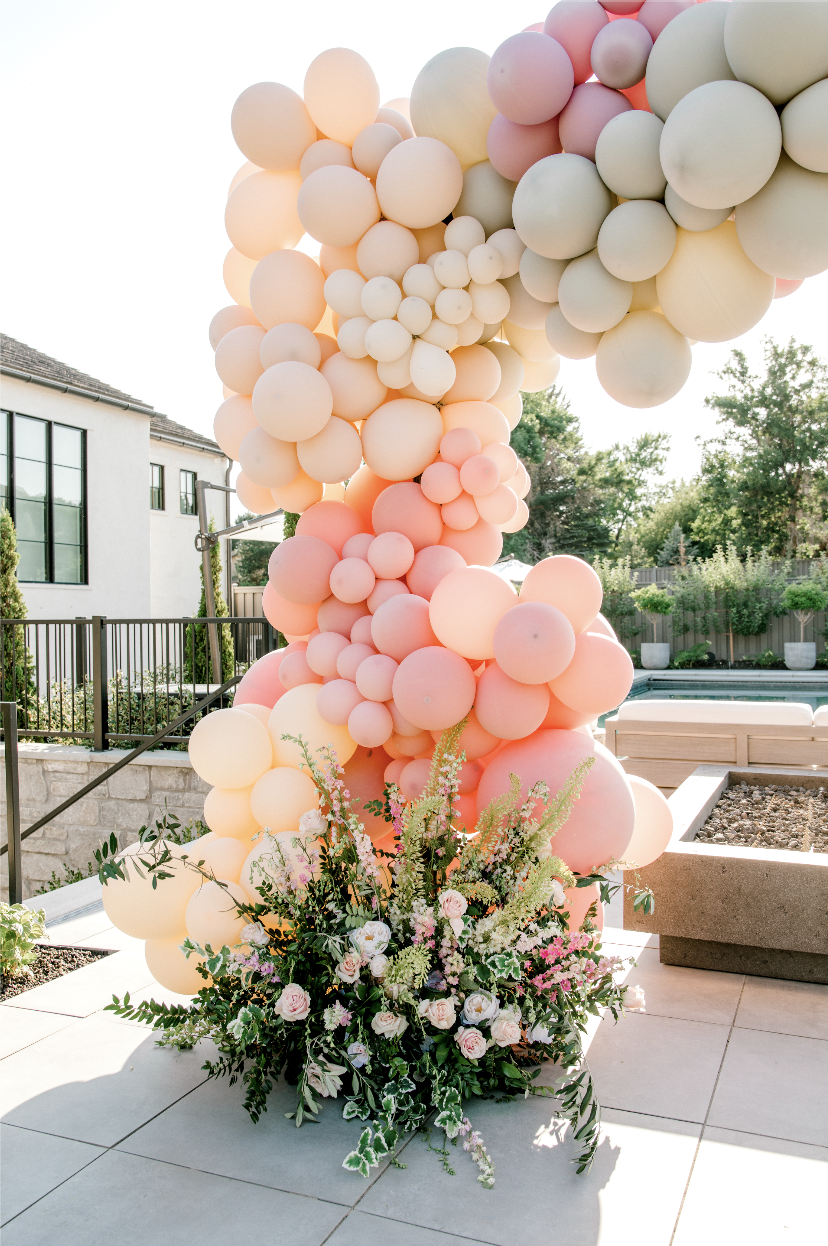 The Details From Shea's Baby Shower