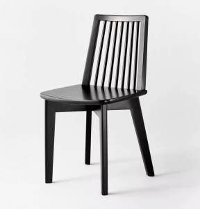 Linden Modified Windsor Wood Dining Chair