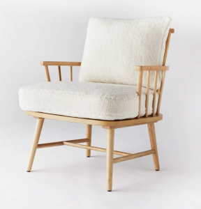 Taylorsville Spindle Accent Chair