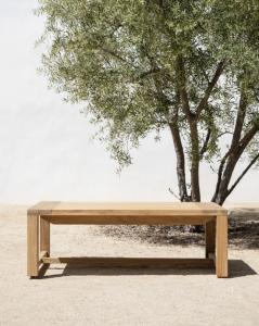 Berdine Teak Outdoor Coffee Table