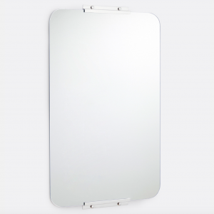 Rounded Rectangle Yaquina Mirror