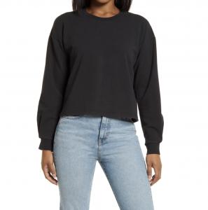 Tate Crop Sweatshirt