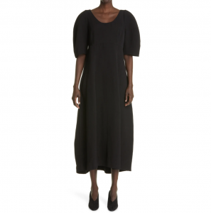 Empire Waist Midi Dress