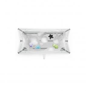 Flexi Bath® Foldable Baby Bathtub with Temperature Plug