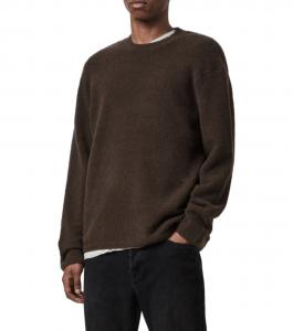 Men's Eamont Cotton Blend Crewneck Sweater