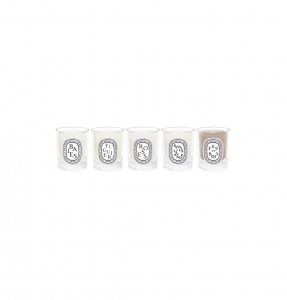 Travel Size Scented Candle Set