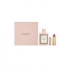 Bloom Eau de Parfum & Sheer Lipstick Set