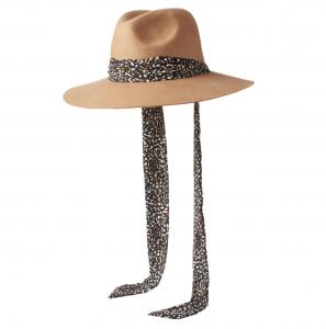 Scarf Strap Panama Hat
