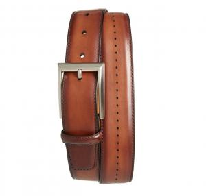 Anza Calfskin Leather Belt