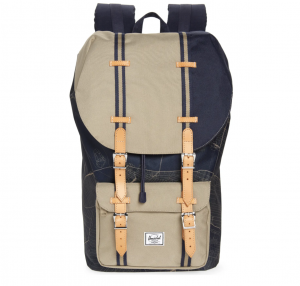 Little America Colorblock Backpack