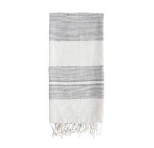 Abbot Stripe Hand Towel