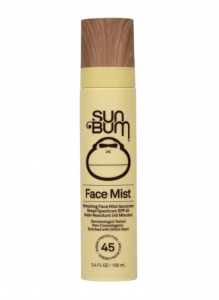 SPF 45 Sunscreen Face Mist