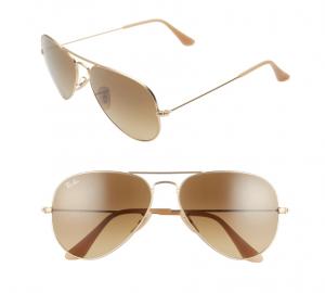 Standard Original 58mm Aviator Sunglasses