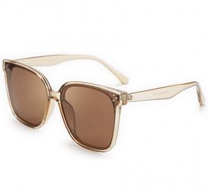 Retro Square Polarized Sunglasses