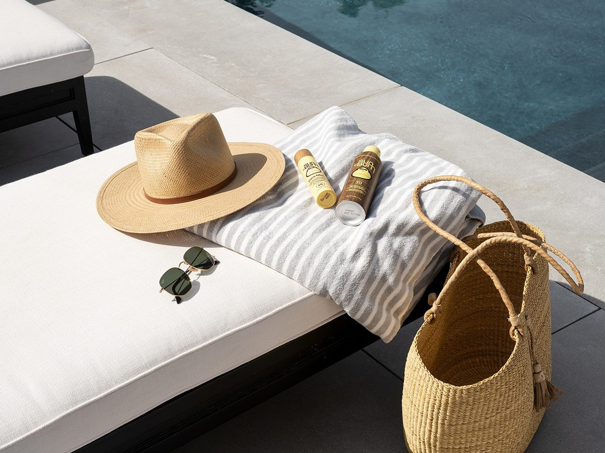 The McGee's Poolside Essentials