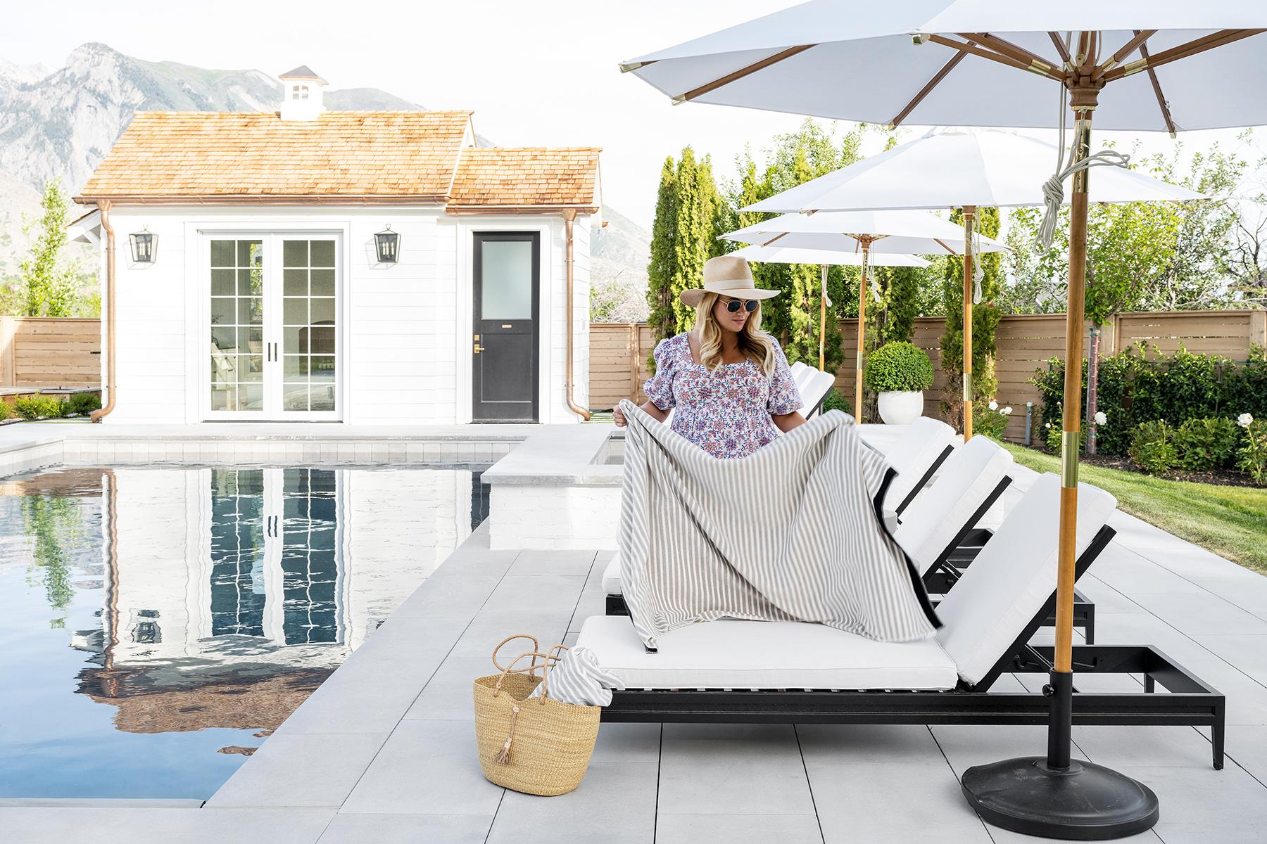 The McGee Home Pool Reveal