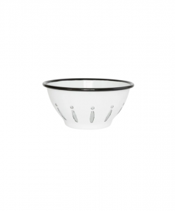 Rimmed Berry Bowl