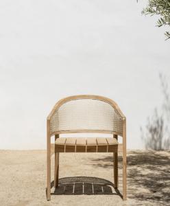 Elowyn Outdoor Dining Chair