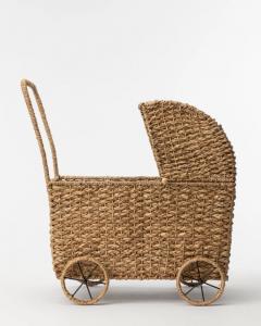 Decorative Woven Stroller