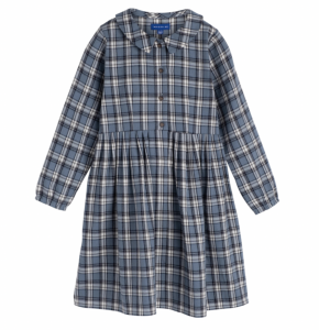 Emma Long Sleeve Collared Dress