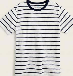 Kids' T-Shirt in Navy Stripe