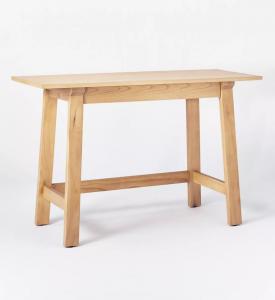 Anaheim Wood Desk/Console Natural