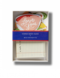 Surprise Lunch Box Notes