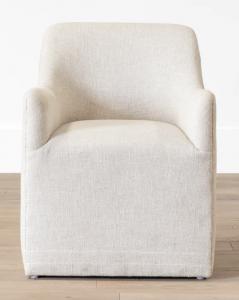 Elton Slipcovered Dining Chair