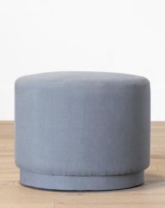 Carrington Oval Upholstered Stool