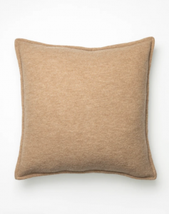 Neil Boiled Wool Pillow Cover