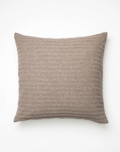 Fluted Pillow Cover