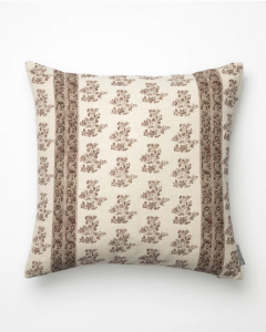 Marla Block Print Pillow Cover